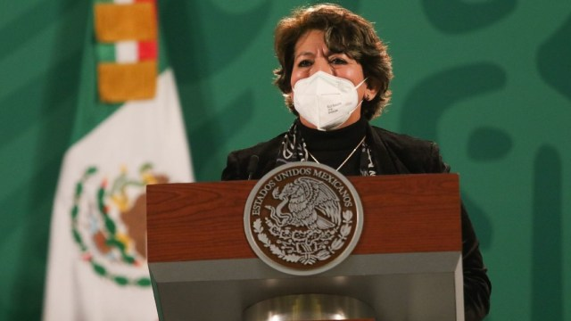 Delfina Gómez Álvarez, nueva titular de la SEP