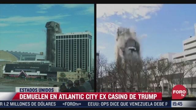 demuelen ex casino de donald trump