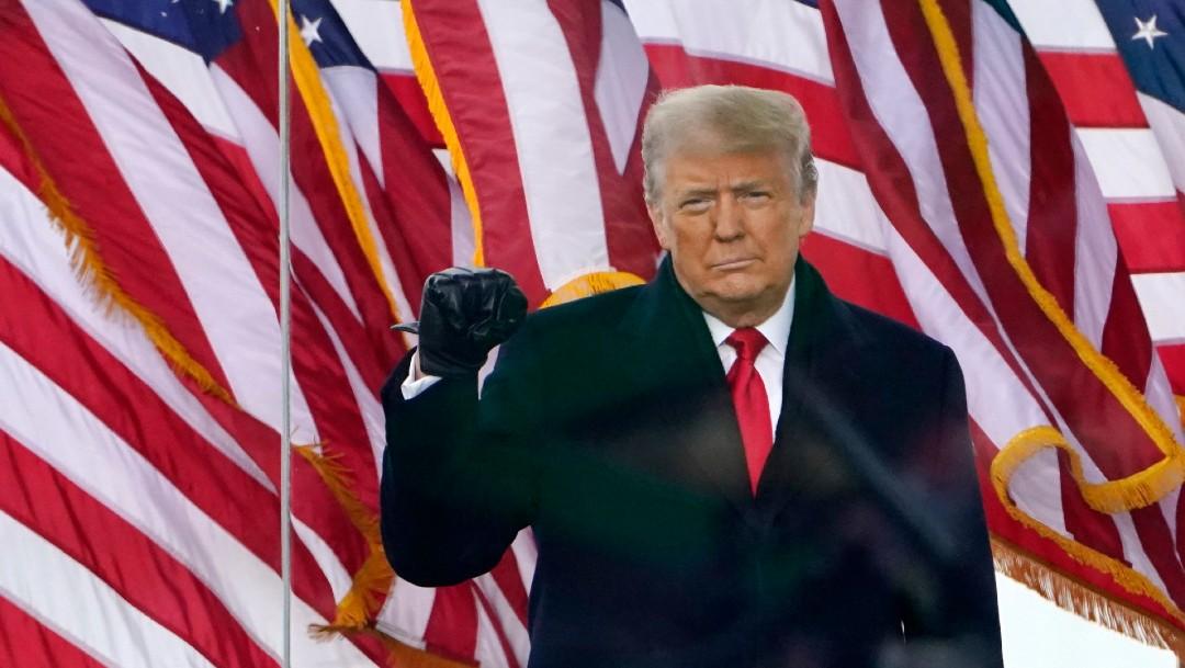 Donald Trump, expresidente de Estados Unidos