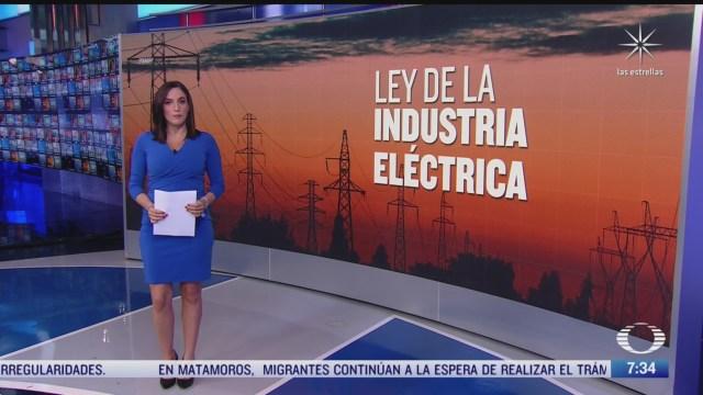 en que consiste la reforma electrica impulsada por amlo