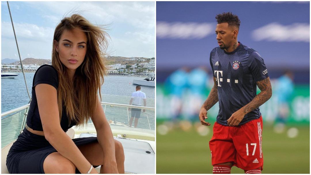 Encuentran muerta a Kasia Lenhardt ex novia del futbolista Jerome Boateng