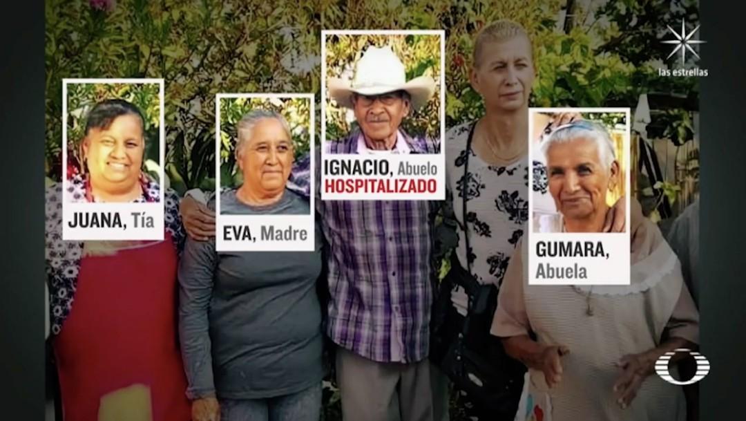 Familias enteras luchan contra el COVID-19 sin hospitales cercanos en Pilcaya, Guerrero.