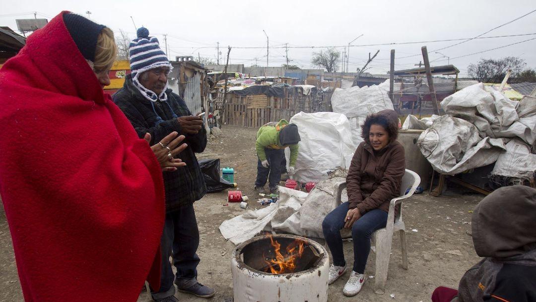 En Monterrey y su área metropolitana se registraron temperaturas congelantes (Cuartoscuro)