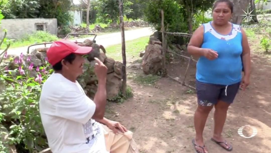 Habitantes de comunidad maya nacen con sordera y crean su lenguaje de seña