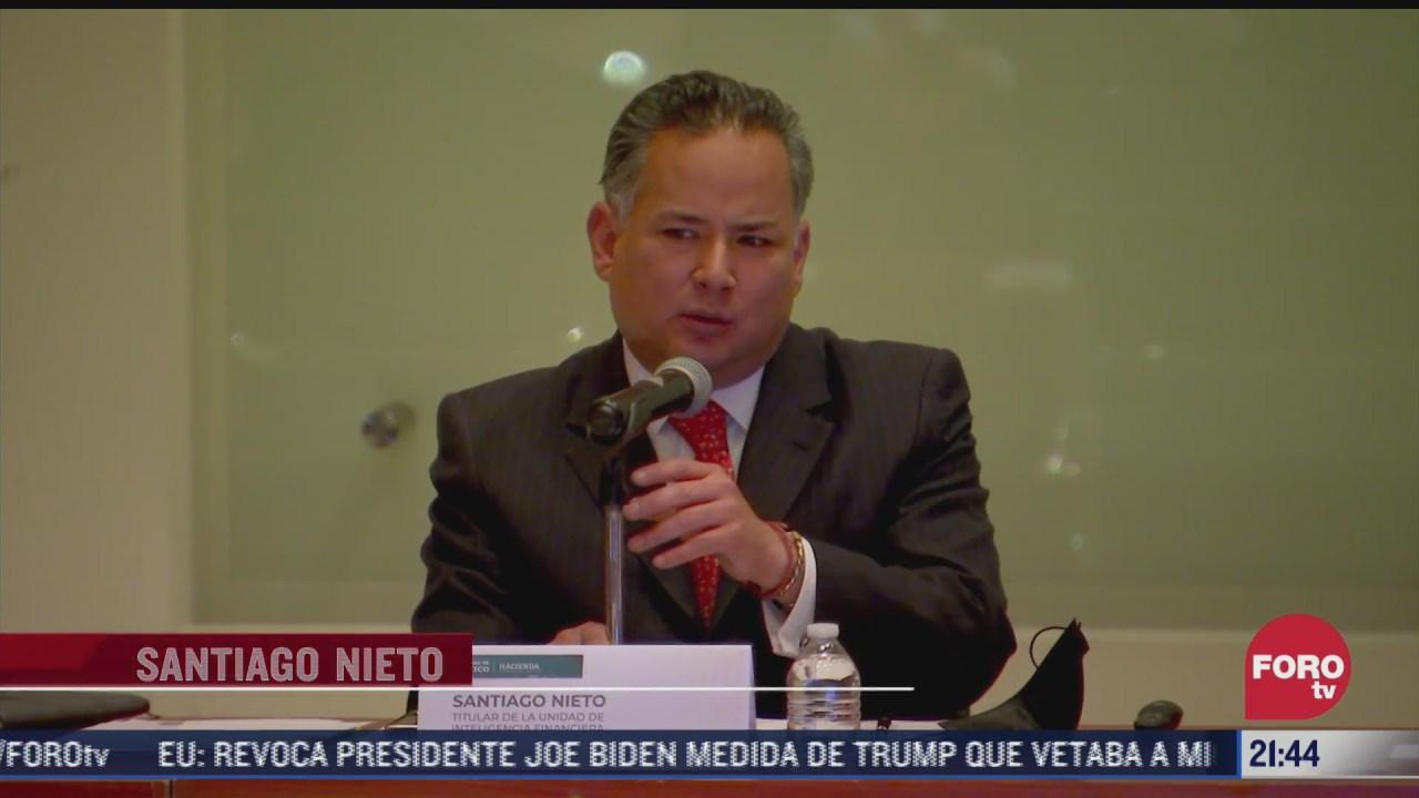 investigacion contra gobernador de tamaulipas es sin tinte politico santiago nieto