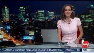 las noticias con ana francisca vega programa del 16 de febrero de