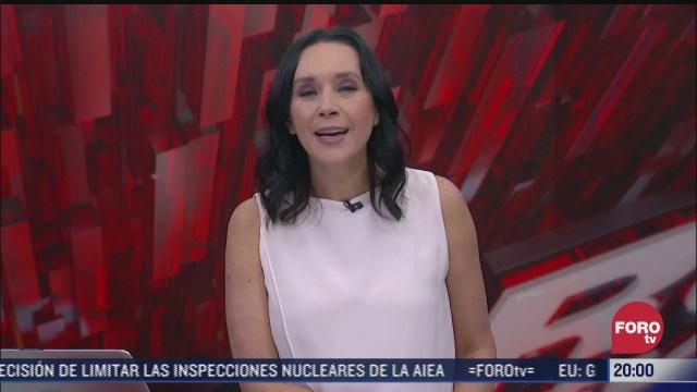 las noticias con karla iberia programa del 17 de febrero del