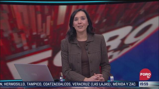 las noticias con karla iberia programa del 18 de febrero del