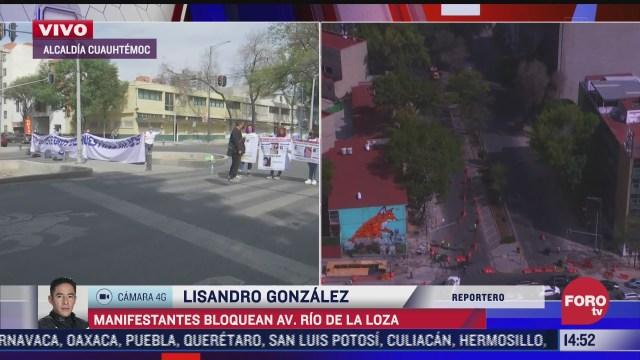 manifestantes se movilizan contra la alienacion parental en la cdmx