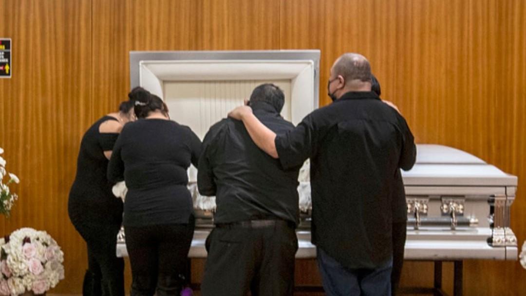 Muertos en EEUU por COVID-19 se aproximan a medio millón