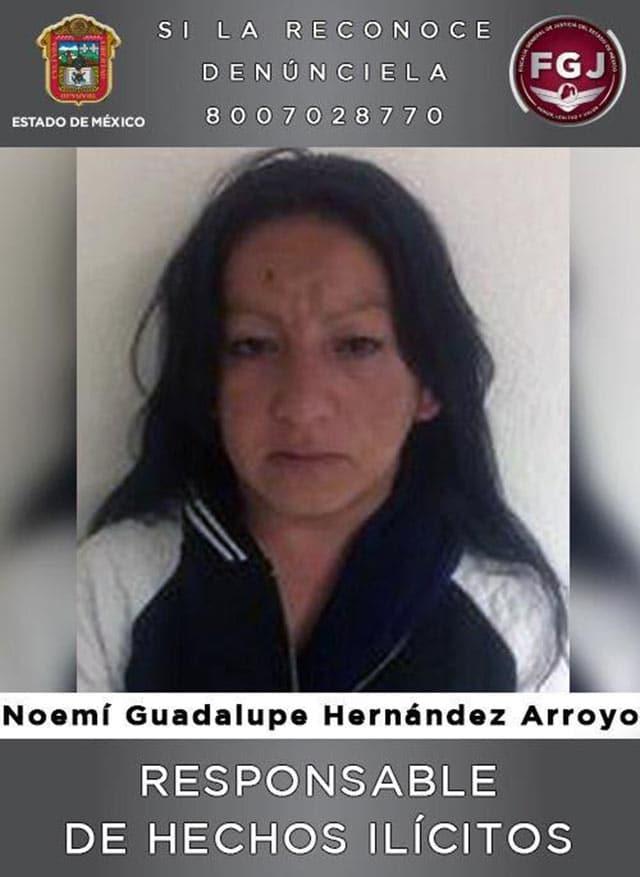 En el Estado de México, Nohemí mató a su novio a puñaladas cuando quiso acabar su relación con ella