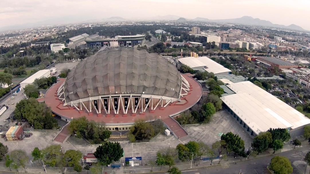 Palacio de los Deportes será utilizado para aplicar vacuna covid a adultos mayores