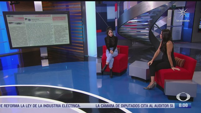 paola rojas entrevista a fatima molina sobre discriminacion en su contra