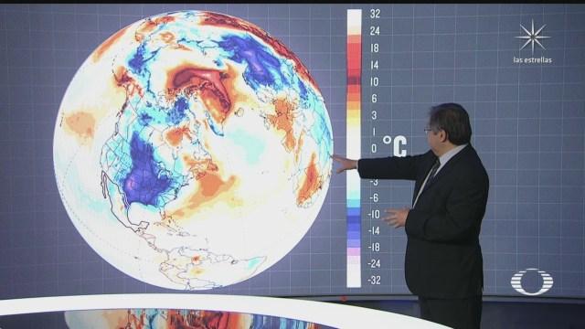 que esta pasando en el mundo meteorologo explica la situacion