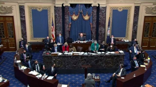 Trump es absuelto de cualquier culpa por asalto al Capitolio