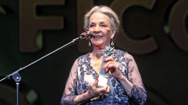 AMLO recuerda a Isela Vega como una mujer extraordinaria, libertaria y de avanzada