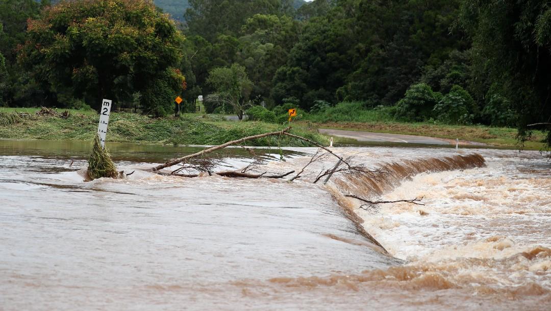 Australia sigue con evacuaciones por inundaciones que ya dejaron un muerto