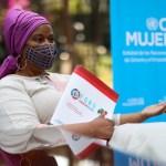 La directora de ONU mujeres, Phumzile Mlambo-Ngcuka (EFE)