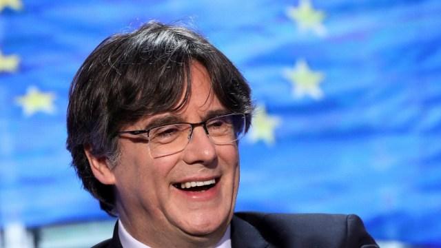 El parlamento Europeo retira la inmunidad a expresidente catalán Carles Puigdemont