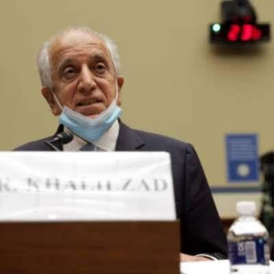 Enviado de EEUU para la paz en Afganistán, realiza visita para impulsar negociaciones