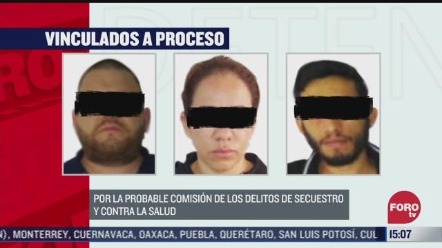 fgr vincula a 3 por secuestro en culiacan sinaloa