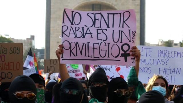 Colectivas Feministas Marcha 8 Marzo