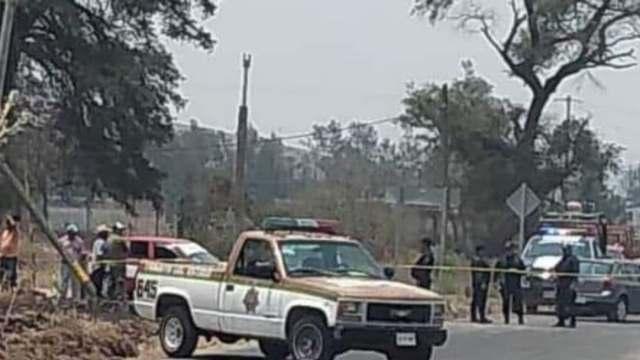 Francotiradores emboscan y matan a dos policías estatales en Puebla