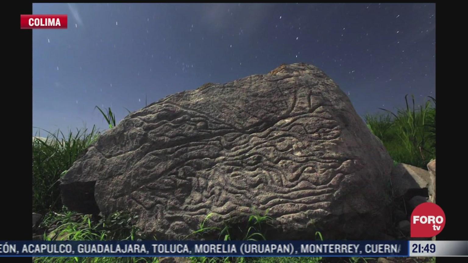 hallan maqueta prehispanica de volcanes de fuego en colima