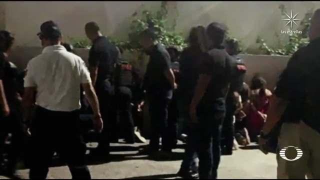 Investigan brutalidad policial contra jóvenes en anexo de Morelos
