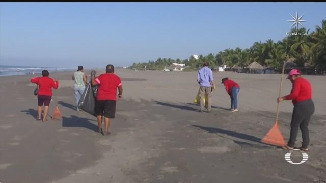 las guardianas de la playa puerto arista