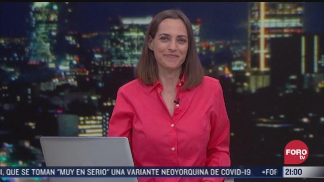 las noticias con ana francisca vega programa del 1 de marzo de
