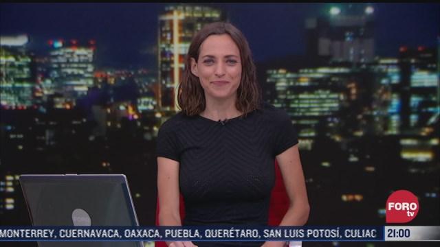 las noticias con ana francisca vega programa del 4 de marzo de