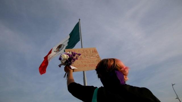 Mayoría de las protestas feministas transcurrieron en paz y en plena libertad: Presidencia