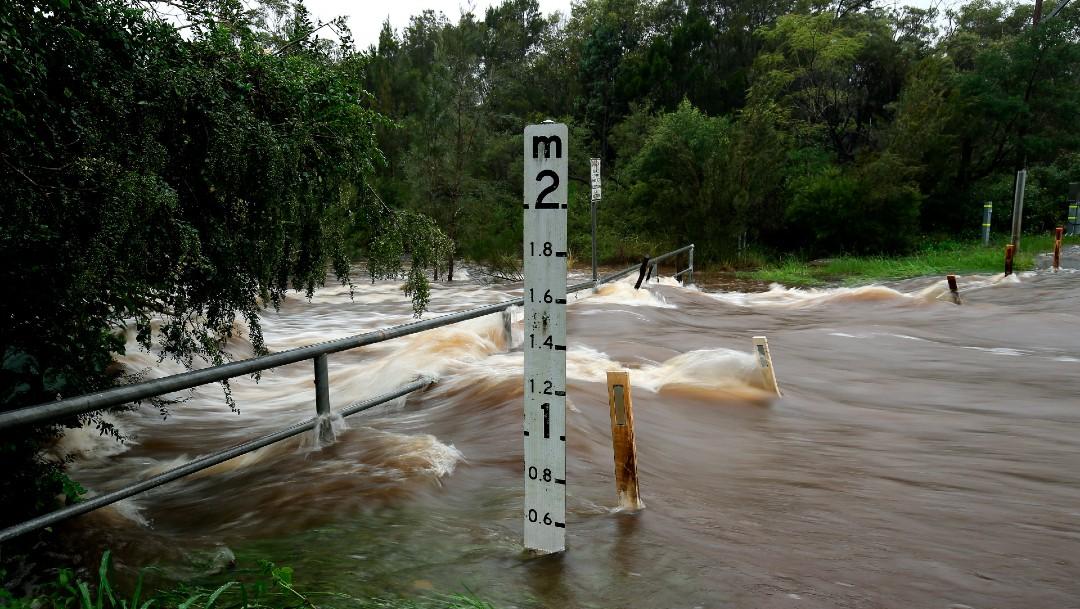 Miles de evacuados por las inundaciones en el este de Australia