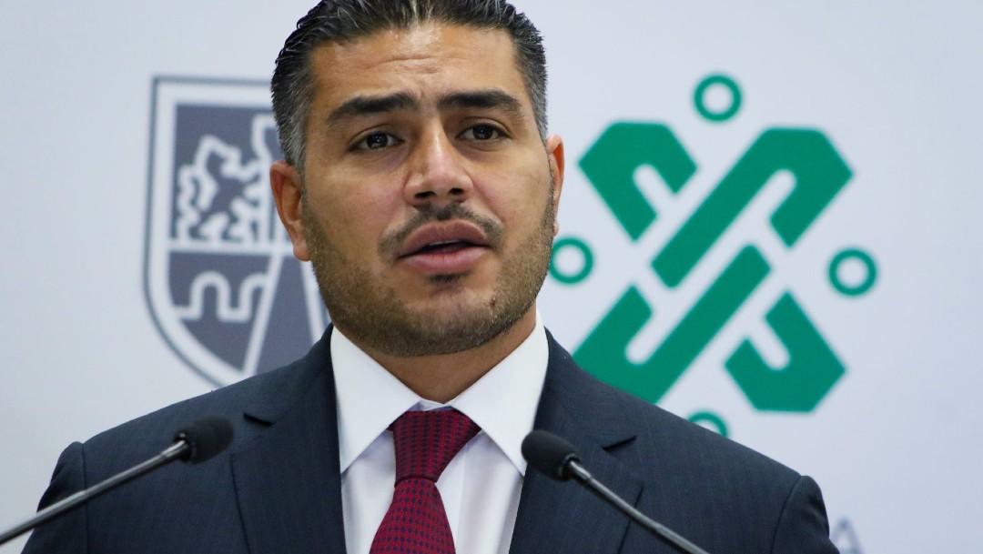 No nos van a distraer mensajes falsos de los criminales: García Harfuch