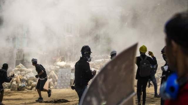 Represión policial en Myanmar ha dejado más de 125 muertos