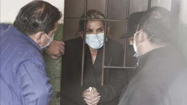 Secretario General de la ONU pide transparencia en detención de Jeanine Áñez
