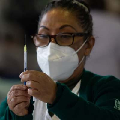 Segunda etapa de vacunación incluirá a todo el personal de salud faltante