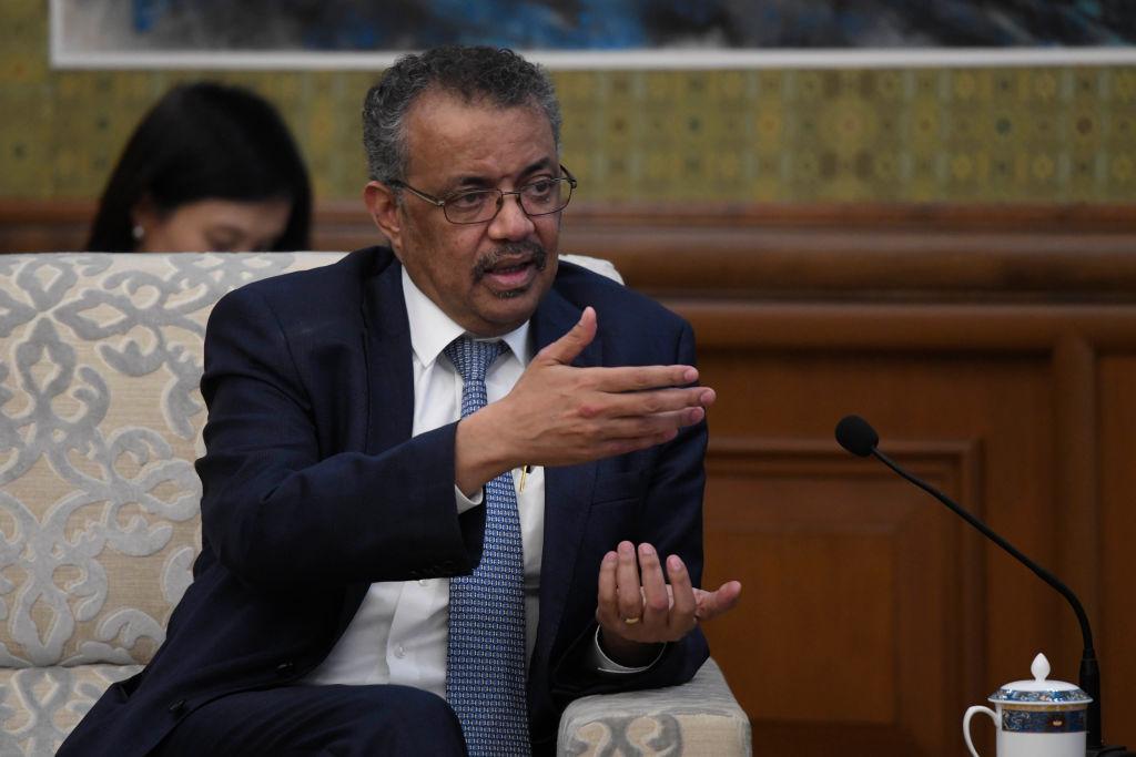 Tedros Adhanom ha criticado el acaparamiento de la vacuna covid por los países ricos