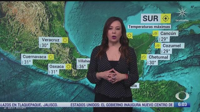 tormenta invernal provocara lluvias y fuertes vientos en noroeste y norte de mexico