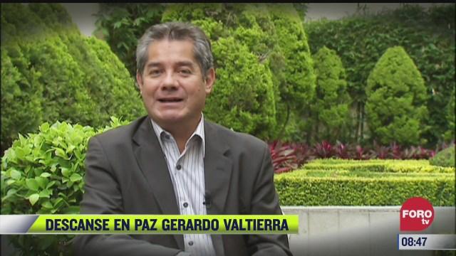 ¿Quién fue Gerardo Valtierra?