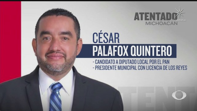 atacan a tiros a candidato de los reyes michoacan