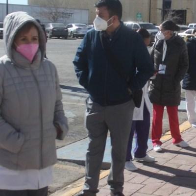 Chihuahua registra temperaturas bajo cero en plena primavera