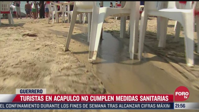 como transcurrio el sabado de gloria en acapulco