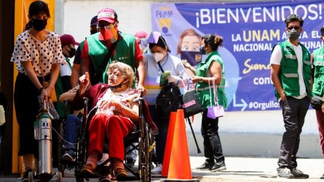 Concluye vacunación contra COVID en alcaldías GAM e Iztapalapa