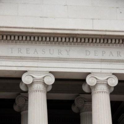 Edificio del Departamento del Tesoro de EEUU