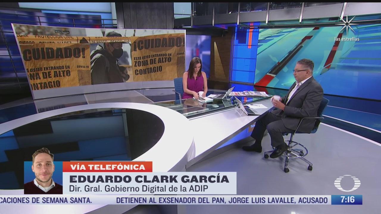 despierta entrevista a eduardo clark sobre jornada de vacunacion covid 19 en cdmx