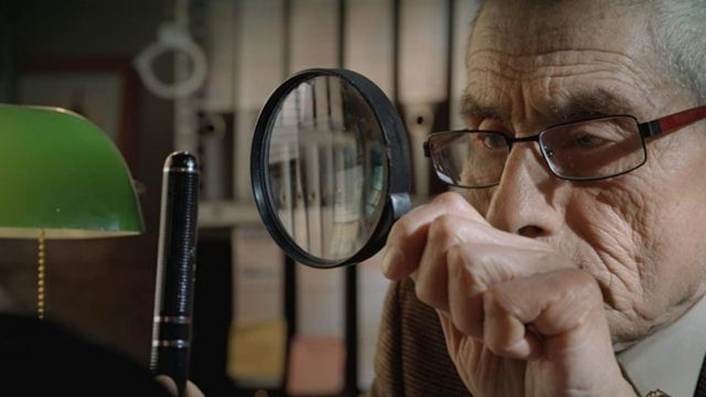 Don Sergio Chamy Oscars 2021 El Agente Topo