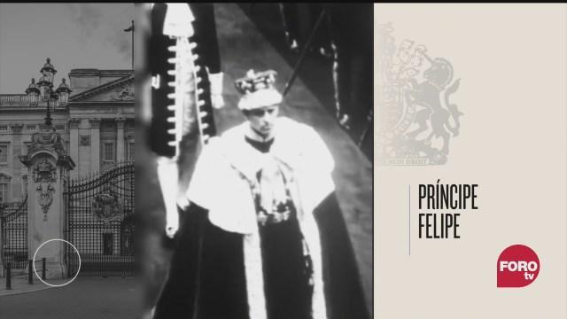el funeral del principe felipe en el reino unido parte