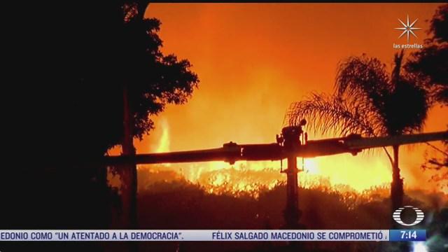 en mas de la mitad de mexico hay al menos un incendio forestal